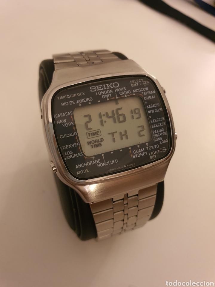 Relojes - Seiko: Reloj seiko digital - Foto 2 - 287354548