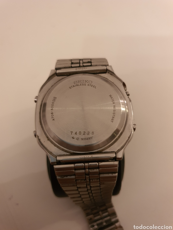 Relojes - Seiko: Reloj seiko digital - Foto 3 - 287354548