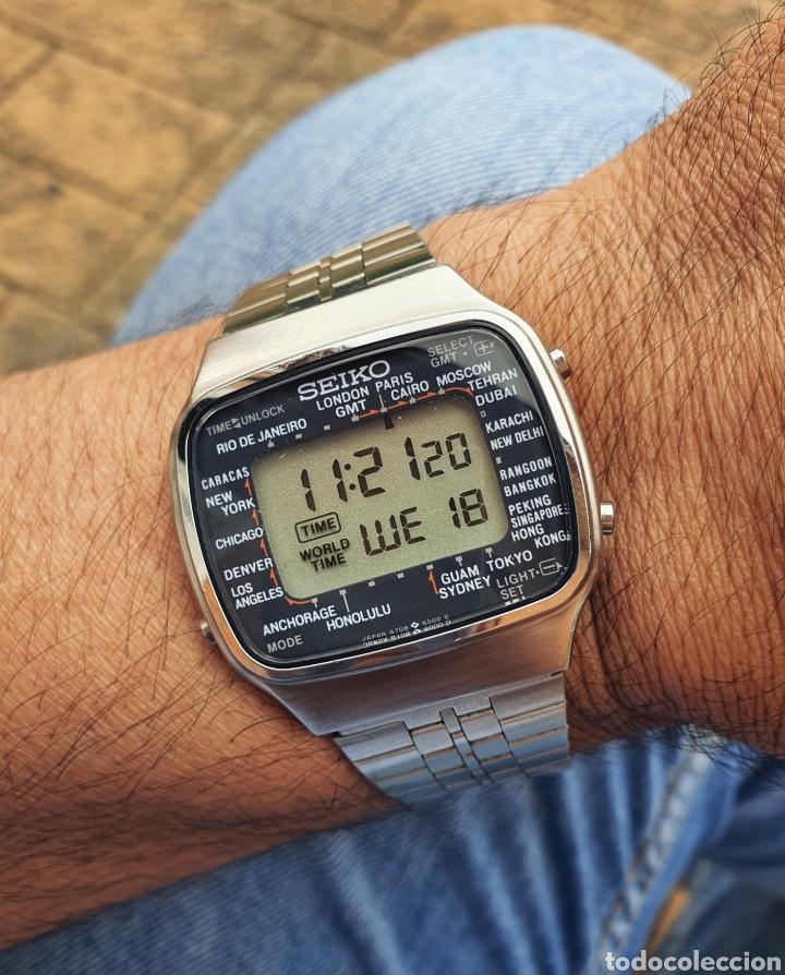 Relojes - Seiko: Reloj seiko digital - Foto 5 - 287354548