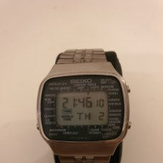 Relojes - Seiko: RELOJ SEIKO DIGITAL. Lote 287354548