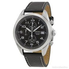 Relojes - Seiko: RELOJ SEIKO CHRONOGRAPH QUARTZ SSB271P1 NEGRO. Lote 288864703