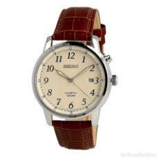 Relojes - Seiko: RELOJ SEIKO KINETIC NEO SPORTS SKA779P1 MARRÓN. Lote 288869438