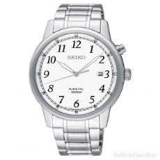 Relojes - Seiko: RELOJ SEIKO NEO CLASSIC KINETIC SKA775P1. Lote 288884953
