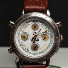 Relojes - Seiko: RELOJ SEIKO ROLAND GARROS - 7T32 - CRONOGRAFO- NOS - 1990. Lote 289783668