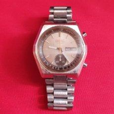 Relógios - Seiko: RELOJ SEIKO CHRONOGRAPH AUTOMATICO FUNCIONA. MIDE 40.1 MM DIAMETRO. Lote 290029958