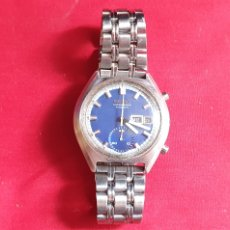 Relógios - Seiko: RELOJ SEIKO CHRONOGRAPH AUTOMATICO FUNCIONA .MIE 38.6 MM DIAMETRO. Lote 290244023
