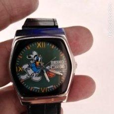 Relógios - Seiko: BONITO RELOJ SEIKO DISNEY DONALD 38 MM. Lote 290537078