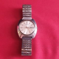 Relógios - Seiko: RELOJ SEIKO 21 JEWELS AUTOMATICO NO FUNCIONA .MIDE 39 MM DIAMETRO. Lote 291200918