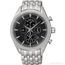 Relojes - Seiko: RELOJ SEIKO SOLAR CHRONOGRAPH SSC211P1. Lote 293540223