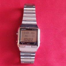Relógios - Seiko: RELOJ DIGITAL SEIKO R-4000 FUNCIONA .MIDE 33.2 MM DIAMETRO. Lote 293565453