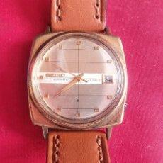 Relógios - Seiko: RELOJ SEIKO 17 JEWELS FUNCIONA. MIDE 35 MM DIAMETRO. Lote 293906018
