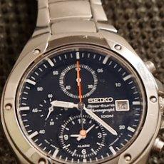 Relojes - Seiko: SEIKO SPORTURA CHRONOGRAPH. Lote 294006133