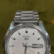 Relojes - Seiko: RELOJ PULSERA (VINTAGE) SEIKO 5 REF-9980. Lote 294841713