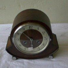 Relojes de carga manual: RELOJ DE MESA ARTDECO.. TRAIDO DE INGLATERRA. Lote 206795233