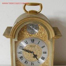 Relojes de carga manual: RELOJ RHYTHUM DE JAPON. Lote 27827082