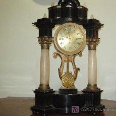 Relojes de carga manual: LIQUIDACION RELOJ AUSTRIACO O ALEMAN DE SOBREMESA . Lote 27570677