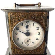 Relojes de carga manual: RELOJ ALEMÁN DE CARRUAJE O VIAJE - MARCA KIENZLE - PP. S. XX - C. Lote 27109613