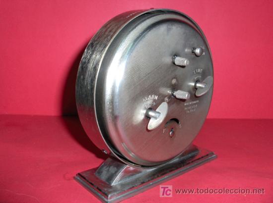 Relojes de carga manual: ,,,HAROLD,,,BIG BEN,,, - DESPERTADOR GRAN TAMAÑO,,, - Foto 4 - 23468184