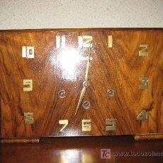 Relojes de carga manual: ANTIGUO RELOJ CARILLON SOBREMESA, O CHIMENEA. Lote 23486417