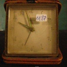 Relojes de carga manual: RELOJ CON CAJA. Lote 7686063