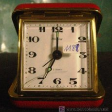 Relojes de carga manual: RELOJ CON CAJA. Lote 7686075