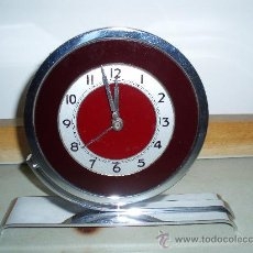 Relojes de carga manual: PRECIOSO RELOJ ART DÉCÓ DE SOBREMESA. Lote 8012050