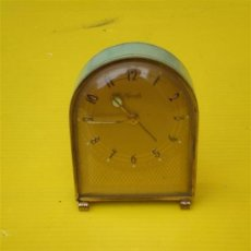 Relojes de carga manual: PEQUEÑO RELOJ CUERDA, CAPILLA. Lote 8547884