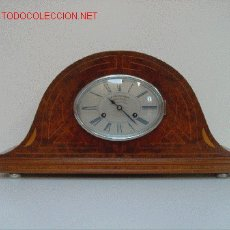 Relojes de carga manual: RELOJ DE SOBREMESA ANTIGUO. Lote 27288677