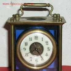 Relojes de carga manual: RELOJ DE CABECERA ANTIGUO. Lote 12286435