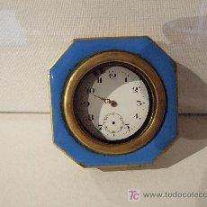 Relojes de carga manual: RELOJ SOBREMESA PARA RESTAURAR. Lote 25987341
