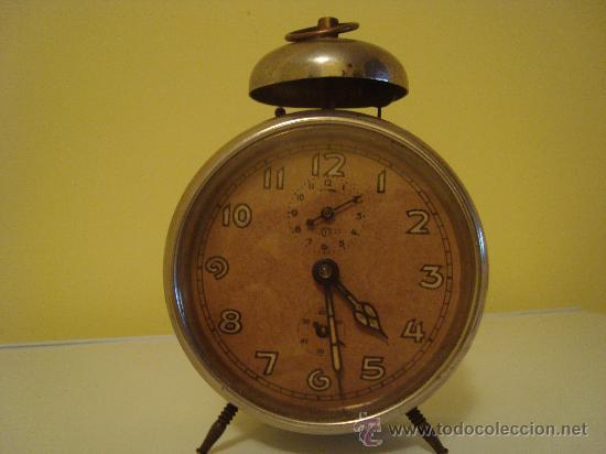 Reloj de mesa comprar relojes antiguos de sobremesa - Relojes antiguos de mesa ...