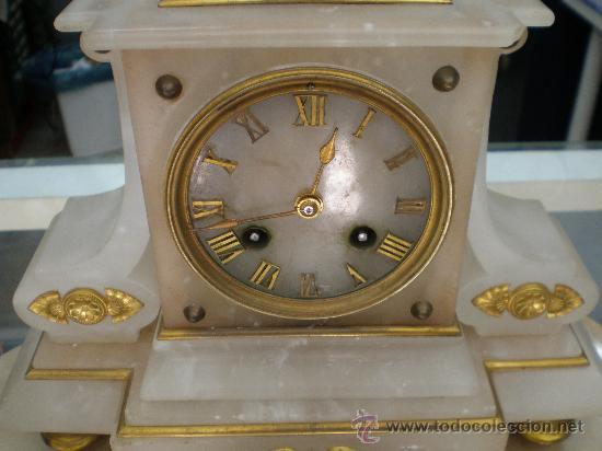 Relojes de carga manual: BELLO Y ELEGANTE RELOJ FRANCES SIGLO XIX. - Foto 11 - 27096748