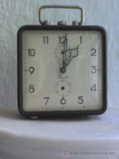 Relojes de carga manual: RELOJ ANTIGUO - GOMIS- ALICANTE- JOYERIA GOMIS - Foto 3 - 27245056
