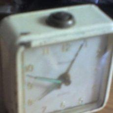 Relojes de carga manual: RELOJ ANTIGUO DE SOBREMESA DESPERTADOE - ALEMAN BLESSING. Lote 16783524