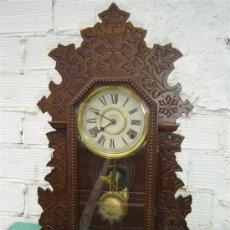 Relojes de carga manual: RELOJ AMERICANO ESTILO ROCOCO. Lote 15501103