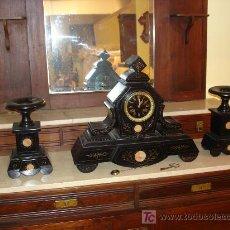 Relojes de carga manual: RELOJ ANTIGUO DE MESA. Lote 25457799