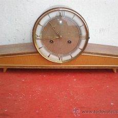 Relojes de carga manual: RELOJ DE SOBREMESA HERMELE-SCHWEBEADKER. Lote 19206613