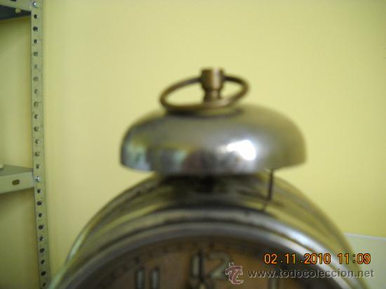 Relojes de carga manual: RELOJ DE MESA - Foto 3 - 26445264