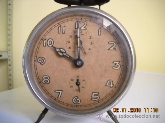 Relojes de carga manual: RELOJ DE MESA - Foto 2 - 26445264