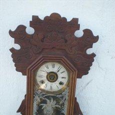 Relojes de carga manual: RELOJ DE SOBREMESA AMERICANO. Lote 25686493
