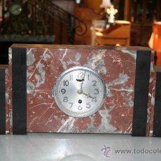 Relojes de carga manual: RELOJ ART DECÓ REF.1021. Lote 24586064