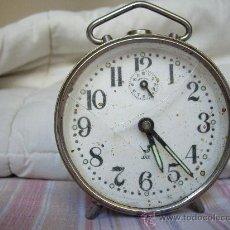 Relojes de carga manual: DESPERTADOR JAZ. Lote 26634380