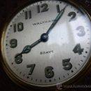 Relojes de carga manual: RELOJ ANTIGUO U.S.A. ESCRITORIO 1940 - 50. Lote 26730265