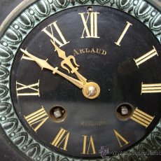 Relojes de carga manual: RELOJ ANTIGUO SOBREMESA PARIS. Lote 26847651