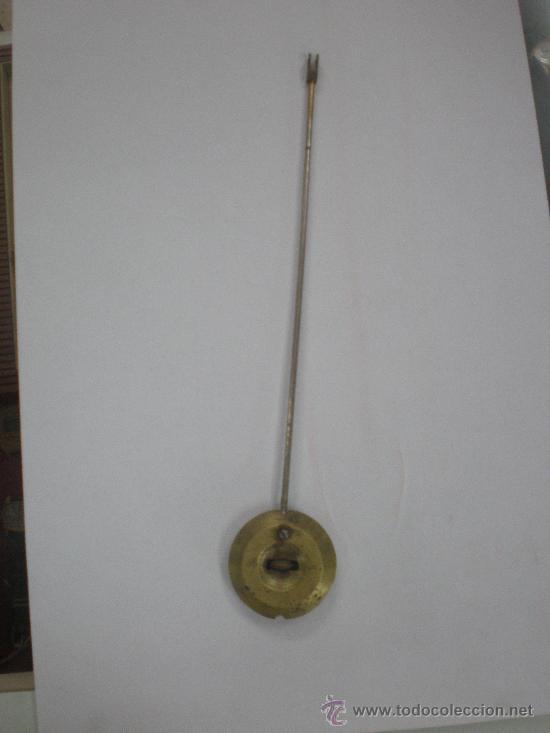 Relojes de carga manual: RELOJ MARMOL FRANCES SIGLO XIX. MOVIMIENTO SOLO. - Foto 2 - 27096753