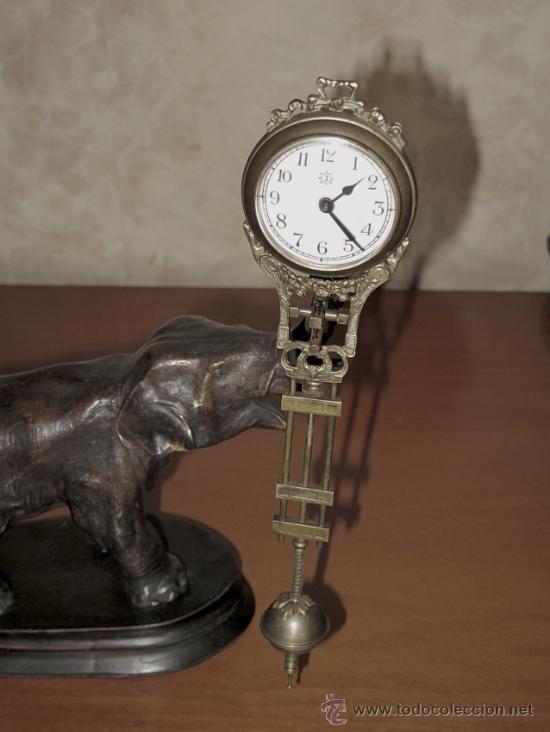 Péndulo En Venta Reloj D De MisteriosoJunghansFigura Vendido 34ALcRjq5