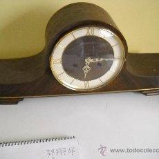 Relojes de carga manual: RELOJ DE CHIMENEA. Lote 27709562