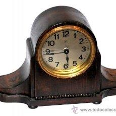 Relojes de carga manual: RELOJ DESPERTADOR DE SOBREMESA, DEL SIGLO XIX. PIEZA PARA COLECCIONISTAS.. Lote 53944476
