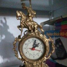 Relojes de carga manual: RELOJ BRONCE . Lote 28077615