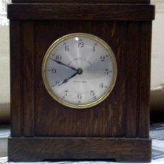 Relojes de carga manual: ANTIGUO RELOJ PUBLICITARIO DEL BANCO VITALICIO DE ESPAÑA *. Lote 28453708